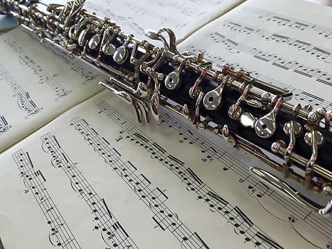 吹奏楽に熱中し、手先の器用さに気がついた